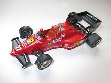 FERRARI 126 c4 formula 1 f1 AUTO DA CORSA RACING CAR Alboreto (1984), Brumm in 1:43!