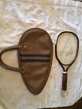 Vintage Seamco Racquetball Raquet With Bag