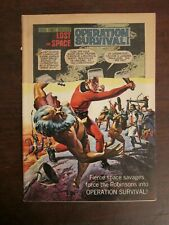 Space Family Robinson: Lost in Space #21 - television series - Return Copy
