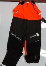 HUSQVARNA FUNCTIONAL CHAINSAW CARPENTER TROUSERS TYPE A CLASS 1