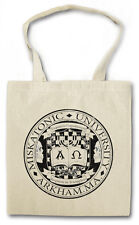 MISKATONIC UNIVERSITY I VINTAGE Hipster Shopping Cotton Bag - Arkham Cthulhu