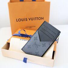 RARE LOUIS VUITTON COIN CARD HOLDER MONOGRAM REVERSE ECLIPSE WALLET LV M69533