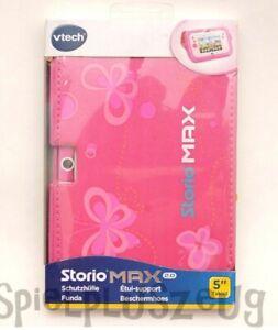VTech Schutzhülle für Storio MAX Hülle für Mädchen Rosa Pink NEU