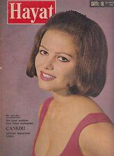 Hayat Claudia Cardinale 1964 Turquie