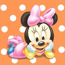 Disney Junior Minnie Mouse 1st Birthday Beverage Napkins (16)