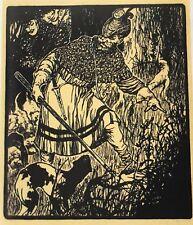 Jagd. - Jagdgeschichten. - Coudenhove, Gräfin. Die Götterhunde. Märchen. EA 1904