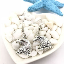 Eagle Earrings Tibet silver Charms Earrings Charm Earrings for Her