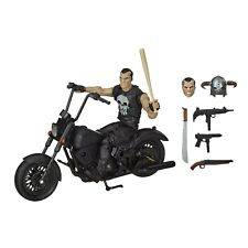 Marvel Legends Series 6-inch The Punisher with Motorcycle