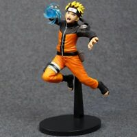Naruto Shippuden Anime Figure Uzumaki Uchiha Sasuke Anime Action Figures 17cm
