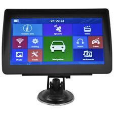 7 Zoll GPS navigationsgeräte für auto LKW PKW Navigationsgerät Navi 256MB + 8GB