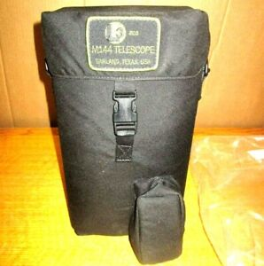 Bag Spotting Scope Carry Case Litton M144 Sniper System Telescope Tripod Padded