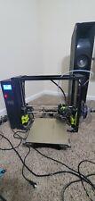 LulzBot TAZ 6 3D Printer - Black/Green (KT-PR0041NA)