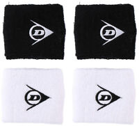 2Pc Dunlop Sports Wrist Sweat Wristband Sweatband Unisex Party Cycling Gym 1size