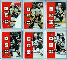 2005-06 Hot Prospects Red Hot #11 Ryan Miller /100 SET BREAK