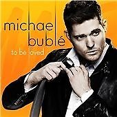 MICHAEL BUBLE - TO BE LOVED - CD NEW & SEALED (FREE UK POST