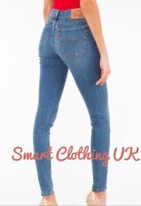 Levi's Women's Skinny Jeans 710 Super Skinny  (RRP £85)