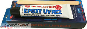 Seacured UV Cure Epoxy Resin Small Surfboard Repair