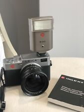 Leica Digilux 2 - 5.0MP Camera And Leica SF24 D Flash And Leather Case Bundle