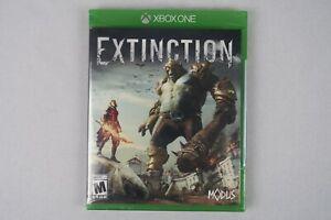 Extinction - Microsoft Xbox One (Microsoft Xbox One, 2018) New Sealed !