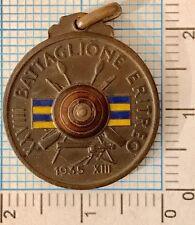 675) Medaglia Campagne d'Africa Truppe Coloniali XXVIII Btg Coloniale 1935
