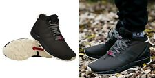 new ADIDAS ZX FLUX 5/8 TR men's 9 42.5 black trail utility hiking shoes boots