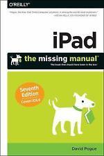 iPad: The Missing Manual (Paperback or Softback)