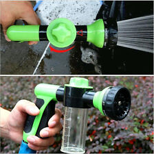 Car Cleaning Washing Foam Gun Water Soap Shampoo Sprayer Washer Cleaner NEW