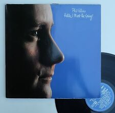 """LP Phil Collins  """"Hello, I must be going !"""" - (TB/TB)"""