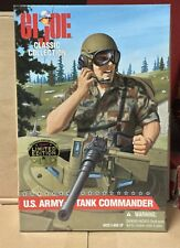 GI JOE  CLASSIC COLLECTION U.S. ARMY TANK COMMANDER