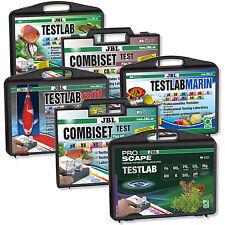 Jbl Testkoffer Wassertesten Wasseranalysen Wasser Testen Testlab Combiset Test