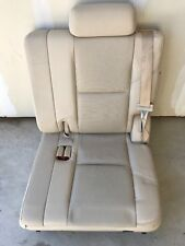 2007-2014 Cashmere 3rd Row Seat Suburb,Yukon,Escalade 07-14 Left Seat Only