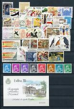 SPAIN 1985 COMPLETE YEAR MNH Stamps & Sheet 46 Items