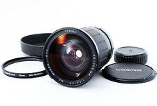 [Exc] Cosina 28-105mm f/2.8-3.8 MC Macro Zoom MF Lens for Nikon F from Japan
