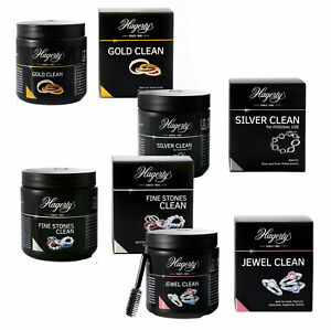 Hagerty Jewellery and Watches Cleaner 170ml Dip - Various