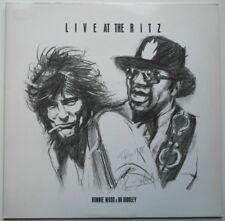 LP JP ** Ron WOOD & BO DIDDLEY-Live at the Ritz (JVC' 88/japon pressing) ** 30096