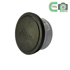 Front Cap for Leica IROOA Lens Hood CNC Metal High Quality Black Color