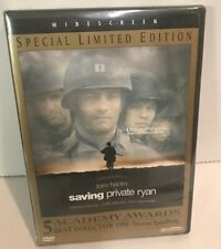Saving Private Ryan Dvd - New Sealed