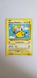FLYING PIKACHU 110/108 Secret Rare XY Evolutions Pokemon Card Mint/Near Mint