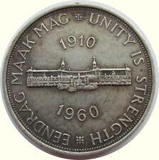 Südafrika 5 Schilling 1960, Silber