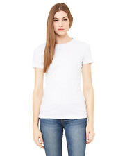 Bella + Canvas Womens The Favorite Tee Short Sleeve Ladies T-Shirt S-2XL - 6004