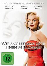DVD WIE ANGELT MAN SICH EINEN MILLIONÄR? # Marilyn Monroe, Lauren Bacall ++NEU