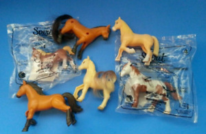 U PICK 2000 McDonald's Dreamworks SPIRIT RIDING FREE Horses Only $3.50 Ship 1+