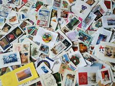 USA 80 GRAMS USED STAMPS KILOWARE COLLECTION MIXTURE COLLECTED OVERSEAS LOT 19