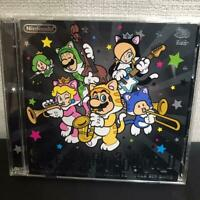 CLUB NINTENDO Super Mario World Original Soundtrack CD 3D  Limited Japan Import