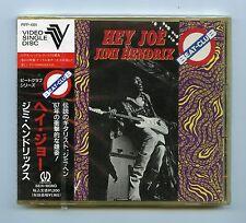 Jimi Hendrix/Hey Joe (Japan/LASER DISC SINGLE/Sealed!)