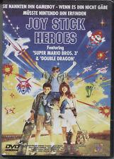 Joy Stick Heroes DVD neu&ovp. Kult Gameboy Nintendo Super Mario brothers