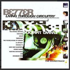 Be77er/Better Living Through Circuitry - The soundtrack, enhanced CD, new/sealed