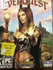 EverQuest II DVD-ROM (PC, 2004)  Video Game Sony Online Entertainment 2 Discs