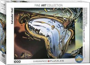 Eurographics Puzzle 1000 Piece Jigsaw puzzle - Dali - Soft Watch EG60000842