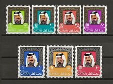 More details for qatar 1977 sg 624/30 mnh cat £65